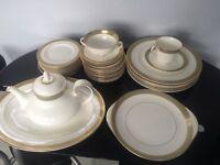 Royal Doulton dinner & tea service
