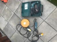 110v pack power tools