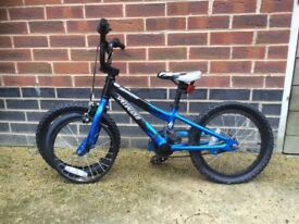 Specialized Hotrock boys bicycle in need of repairs