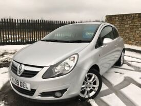 2009 09 VAUXHALL CORSA SXI - FEBRUARY 2019 M.O.T - *ONLY 2 FORMER KEEPERS* - LOW MILEAGE!