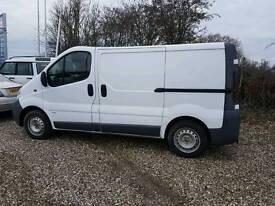 Vauxhall vivaro 1.9 diesel 110k £1850