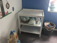 Baby changing unit. Excellent condition. Collection only. £20 OVNO