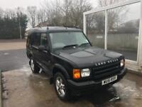 Land Rover discovery 2 300tdi rare conversion