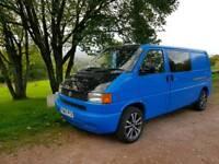 VW Transporter T4 2.4D LWB 2001 campervan