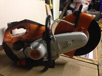 STIHL petrol cut-off saw