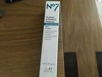 No7 Protect and Perfect advanced eye cream new full size