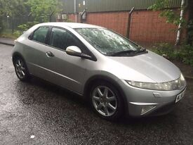 Honda Civic 2.2 i CTDi Sport 5dr RING NOW FOR MORE INFO 07735447270