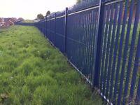 Pallasade Fencing for sale