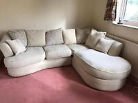 DFS Casanova Corner Suite, Excellent Condition £155
