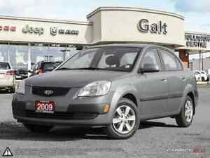 2009 Kia Rio EX | LOW LOW K'S | LOCAL TRADE IN | CERTIFIED
