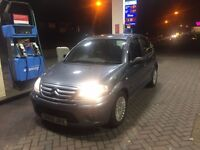 08 plate - Cirtroen C3 - 1.4 HDI - Diesel - 1 former keeper - part service history - 30£/ year tax