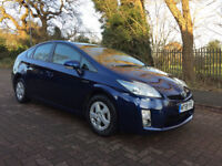 2010(59) TOYOTA PRIUS T3 1.8 VVTi HYBRID/PETROL WITH A PCO LICENCE BADGE
