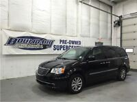 2014 Chrysler Town & Country Touring-L W/ Leather, Rear DVD, Sto