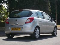 VAUXHALL CORSA 1.4 SE AUTOMATIC 5DR LONG M.O.T LOW MILLEAGE 34,000 ONLY