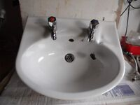 Commercial wash hand basin