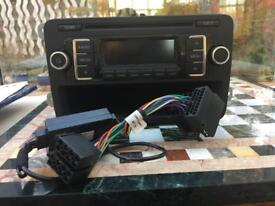 RVD210 CD Radio Stereo Headunit VW T5