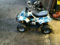 Childs quad bike 50cc
