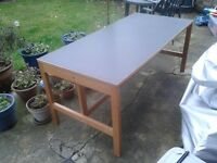 HABITAT DINING TABLE - Sold, subject to collection on Saturday
