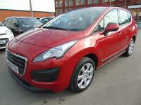 Peugeot 3008 E-HDI ACCESS (red) 2014-10-20