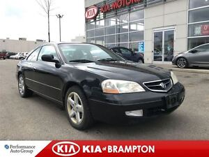 2001 Acura CL TYPE S LEATHER SUNROOF ALLOYS HEATED SEATS 'AS IS'