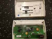 Central heating digital thermostat