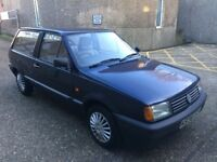 VW Polo 'Breadvan' – Beautiful classic car, 11 months MOT