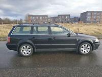 Volkswagen PASSAT estate, 1.9TDI, 130BHP, 6 Speed manual gearbox