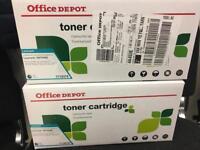 Printer inks and toners