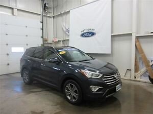 2013 Hyundai Santa Fe XL Luxury + 4 WINTER TIRES!