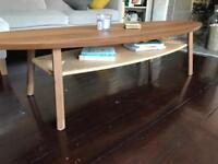 IKEA Stockholm Walnut Coffee Table