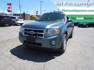 2010 Ford Escape XLT Automatic 3.0L * AUTO LOANS FOR ALL CREDIT