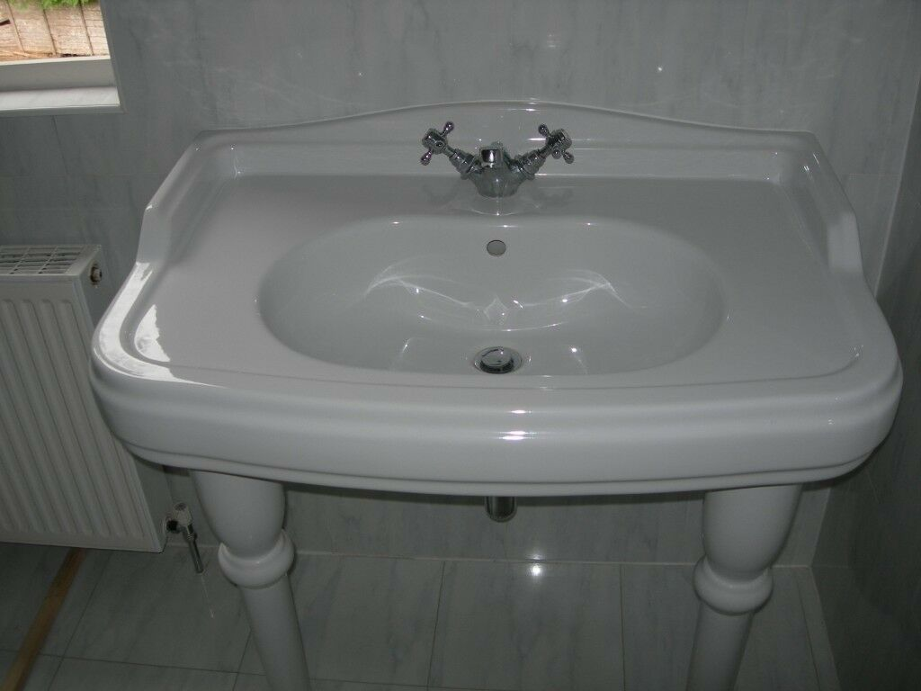 Bathroom Basin Two Pedestal 900mm In Auchterarder Perth And Kinross Gumtree