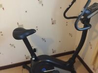 Roger Black Gold Exercise Bike