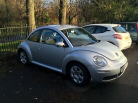 2008 VW Beetle 1.6 LUNA 3dr - Exceptional Condition MOT June