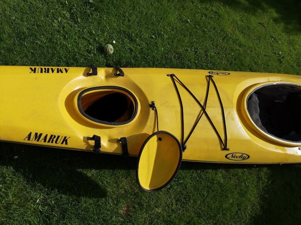 Necky Amaruk double sea kayak    in Hillsborough, County Down   Gumtree