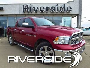 2012 Ram 1500 SLT Crew Cab w/ Back Up Camera!