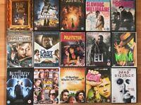 Job lot various DVDs!