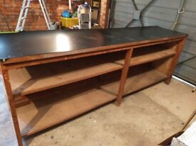 Work bench /counter