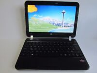 HP 11.6 NETBOOK WINDOWS 8 IN EXCELLENT CONDITION HARDLY USED & BOXED £110