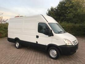 2009 Iveco Daily 2.3 TD 35S14 MWB High Roof Van 119k MILES, TOW BAR, NO VAT (Ford Transit LDV Maxus)