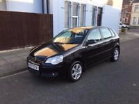 VW POLO 1.4 5DR SERVICE HISTORY NEW MOT