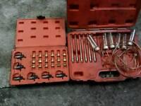 Diesel injector testor