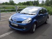 RENAULT CLIO 1.2 5DR, IDEAL FIRST CAR.