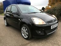 2007 57 reg ford fiesta 1.25 zetec climate, 1 year mot,just serviced,hpi clear, faultless car.