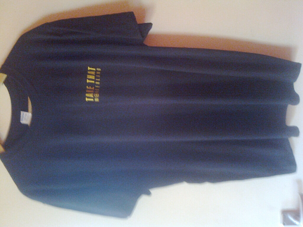 Take That Limited Tour Shirt