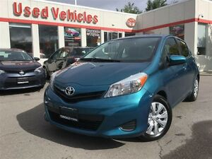2012 Toyota Yaris LE, AUTO, POWER WINDOWS, A/C