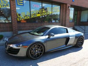 2010 Audi R8 5.2 MANUAL, V10, NAVI, UPGRADED