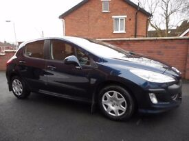 2010 peugeot 308 16 hdi{fpsh,1 owner from new,clean car}