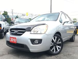 2010 Kia Rondo EX-Premium 7-Seater/ 116546 kms !!! / loaded / le