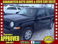 2012 Jeep Patriot SPORT | 4X4 | FINANCING AVAILABLE |